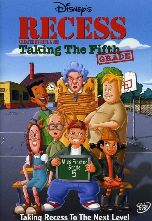 Ver pelicula Recess: Taking the 5th Grade Online