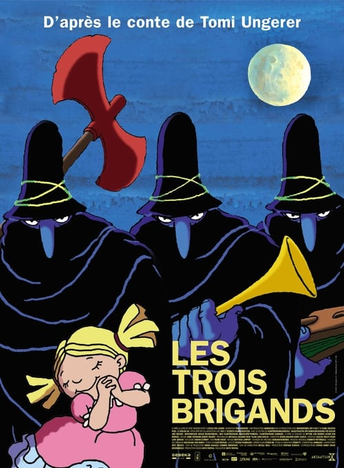 [720p] Les Trois Brigands (2007) Streaming HD FR