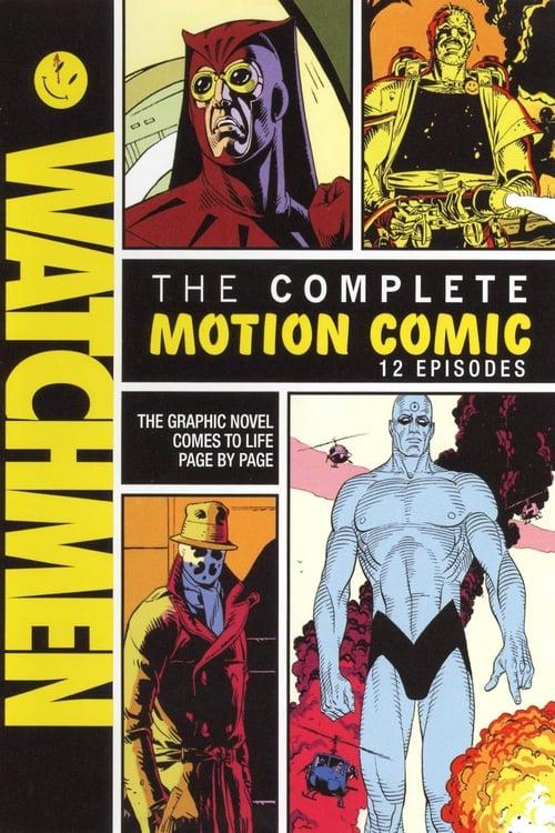 Mira La Película Watchmen: The Complete Motion Comic Con Subtítulos En Español