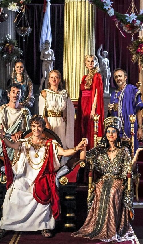 Peplum: la folle histoire du mariage de Cléopâtre (2019)