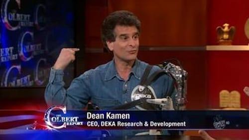 The Colbert Report 2010 Blueray: Season 6 – Episode Dean Kamen