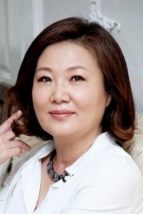 Kép: Kim Hae-sook színész profilképe