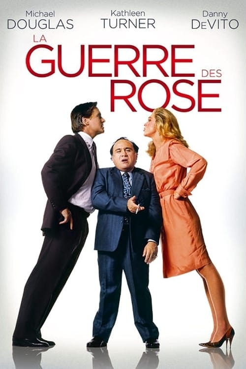 Regarder La Guerre des Rose (1989) Streaming HD FR