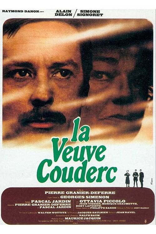 Watch The Widow Couderc (1971) Movie Free Online