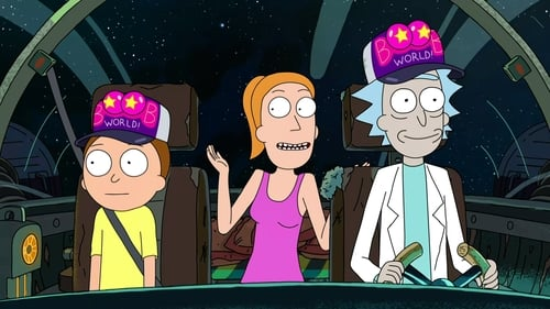 Rick and Morty - Season 5 - Episode 7: Gotron Jerrysis Rickvangelion