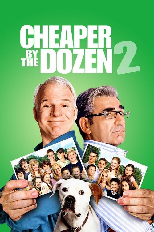 Streaming Cheaper by the Dozen 2 (2005) Full Movie