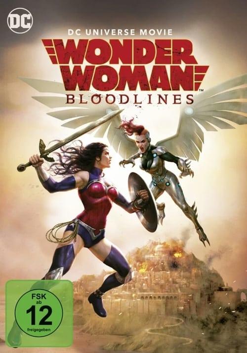 Wonder Woman: Bloodlines - Science Fiction / 2019 / ab 12 Jahre