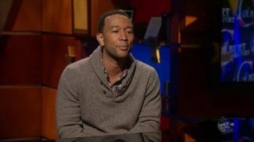 The Colbert Report 2010 Blueray: Season 6 – Episode John Legend