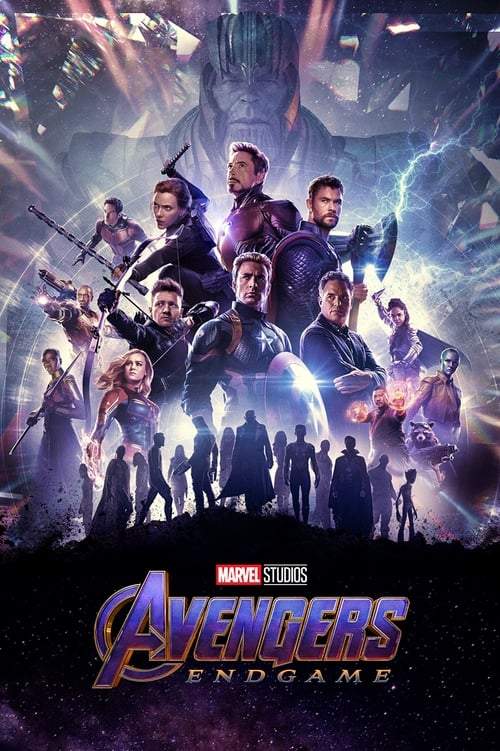 Avengers: Endgame ( Yenilmezler: Son Oyun )