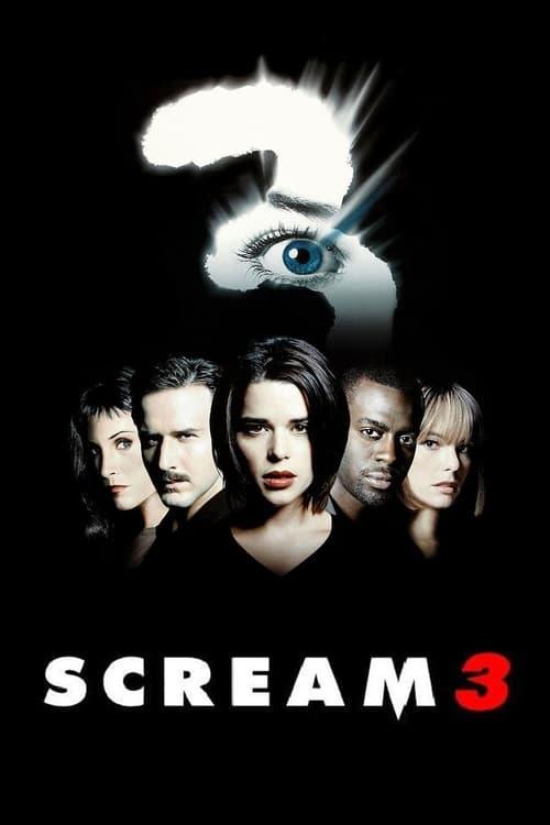 Scream 3 - Poster