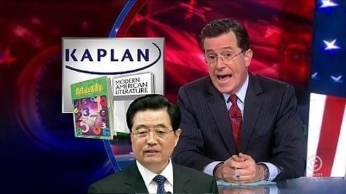 The Colbert Report: Season 9 – Episode Andy Serkis