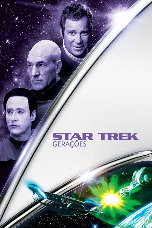 Assistir Jornada nas Estrelas 7: Gerações (1994) - HD 1080p Dublado Online Grátis HD