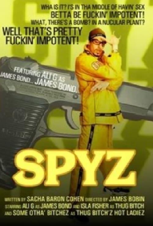 Assistir Filme Spyz Online