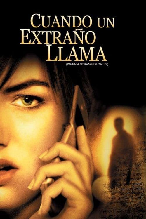 Película Cuando llama un extraño En Buena Calidad Hd 720p