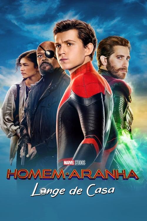 Assistir Homem-Aranha: Longe de Casa - HD 720p Legendado Online Grátis HD