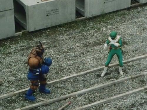 Super Sentai: Chouriki Sentai Ohranger – Épisode 100 Iron Punches!!