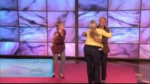 The Ellen DeGeneres Show - Season 7 - Episode 29: Taye Diggs
