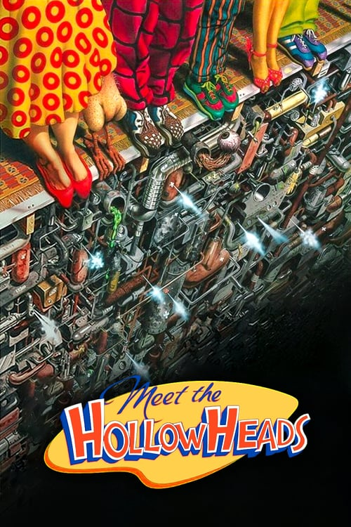 Meet the Hollowheads (1989) Poster