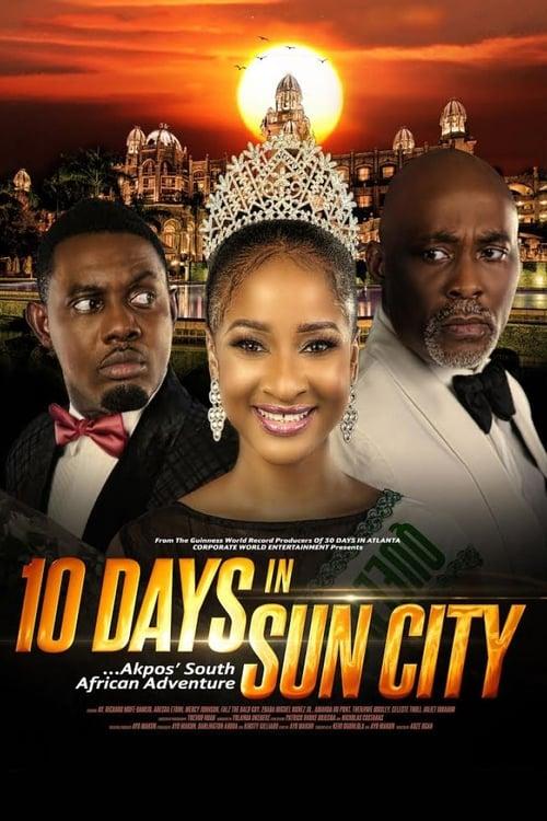 Poster von 10 Days In Sun City