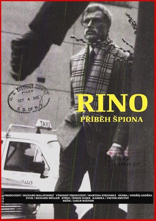 Παρακολουθήστε Ταινία RINO – Příběh špiona Πλήρες Μεταγλωττισμένο