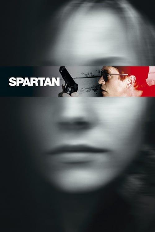 Spartan Affiche de film