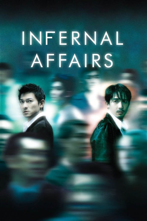 Largescale poster for Infernal Affairs