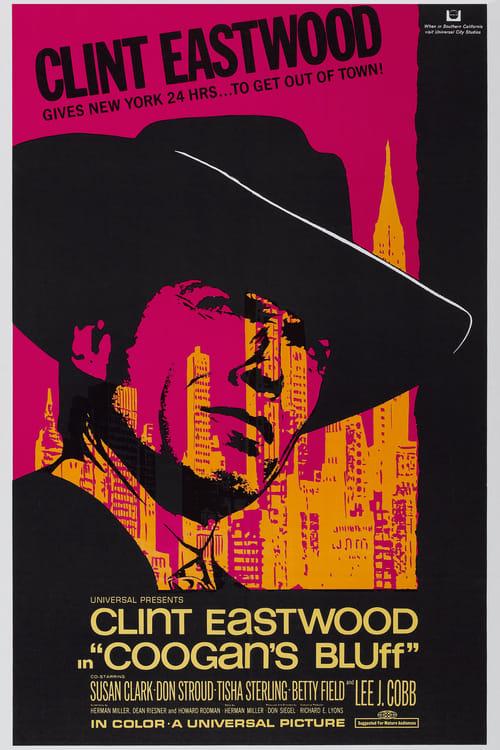Download Coogan's Bluff (1968) Full Movie