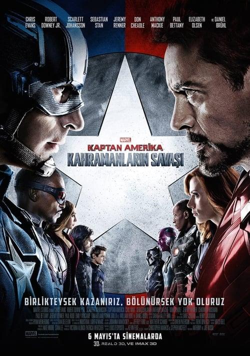 Captain America: Civil War ( Kaptan Amerika: Kahramanların Savaşı )