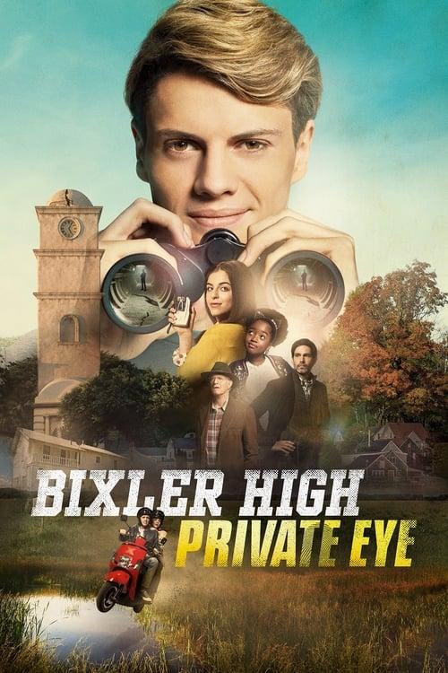 Elokuva Bixler High Private Eye Hyvällä Hd-Laadulla