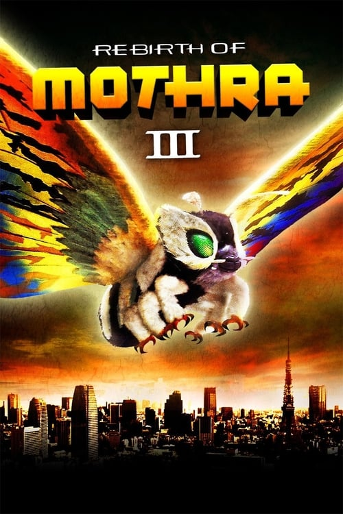 Rebirth of Mothra III