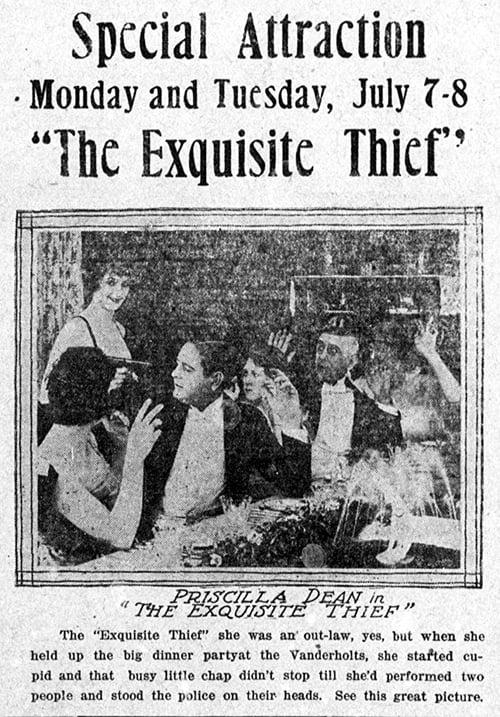The Exquisite Thief (1919)
