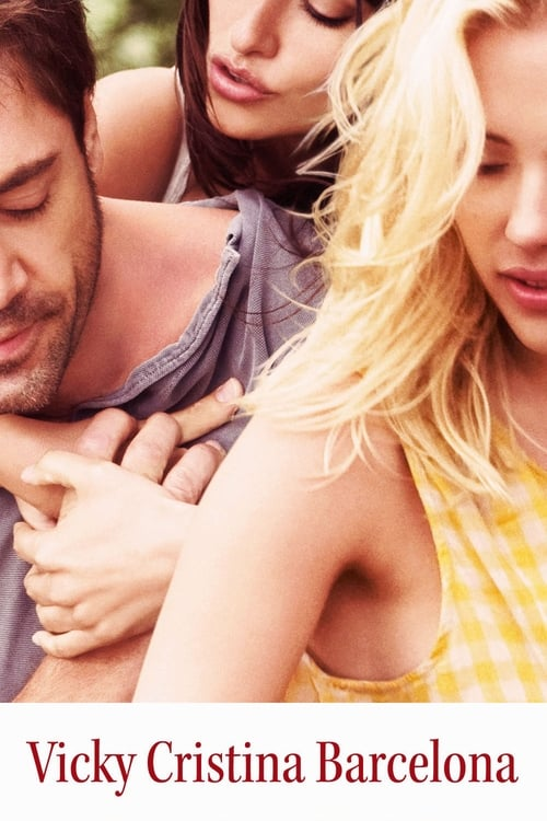 The poster of Vicky Cristina Barcelona