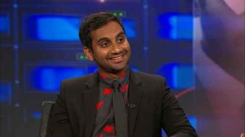 The Daily Show with Trevor Noah: Season 20 – Épisode Aziz Ansari