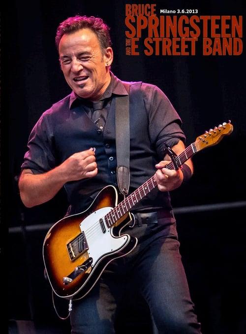 Bruce Springsteen - Milano 3.6.2013 - dvddubbingguy (1970)