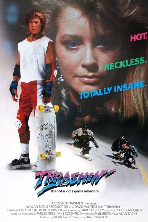 Streaming Thrashin' (1986) Movie Free Online