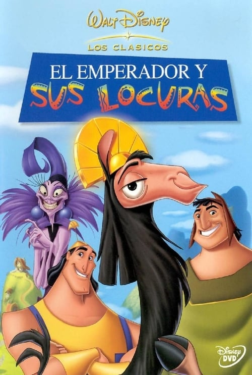 The Emperor's New Groove pelicula completa