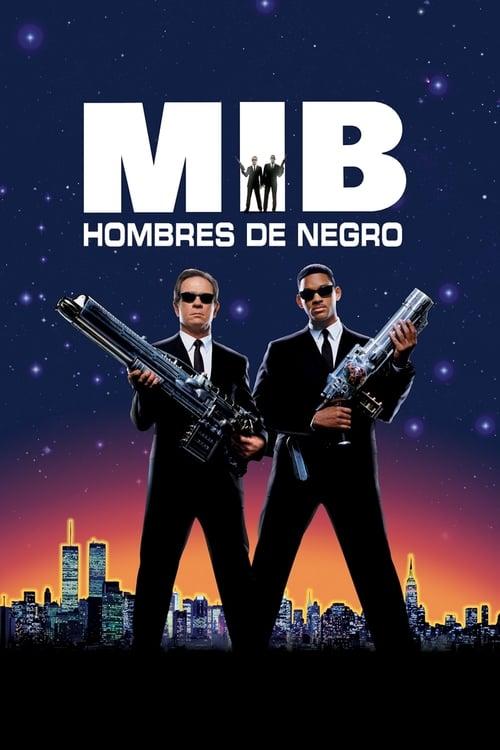 Men in Black (Hombres de negro)