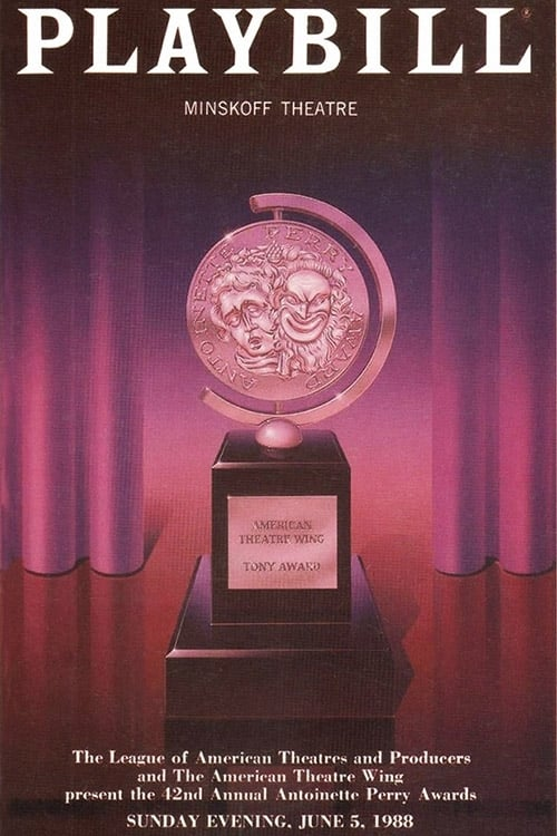Tony Awards: The 42nd Annual Tony Awards