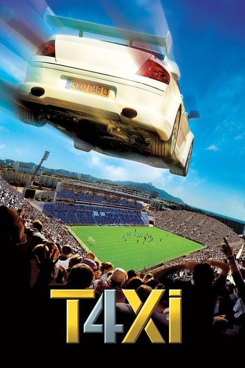 T4xi - Poster
