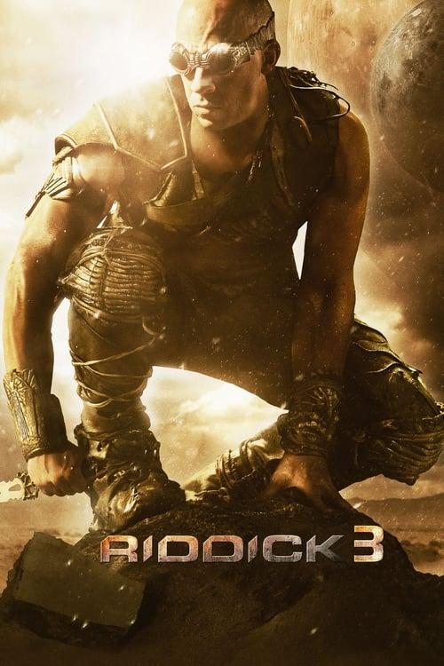 Assistir Riddick 3 - HD 720p Dublado Online Grátis HD