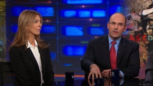 The Daily Show with Trevor Noah: Season 20 – Épisode Kathryn Bigelow & Juan Zarate