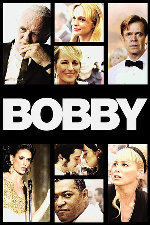 The poster of Bobby