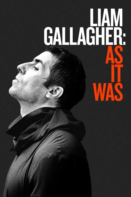 Largescale poster for Liam Gallagher: As It Was