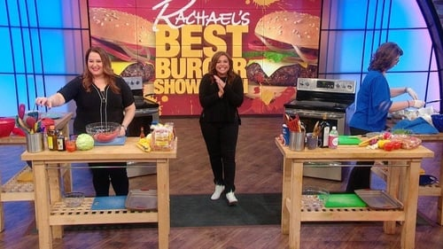 """Rachael Ray - Season 13 - Episode 141: Akbar Gbaja-Biamila On Being a """"Diaper Ninja"""" + Mom Addicted To Phone Goes 2 Days Without It"""