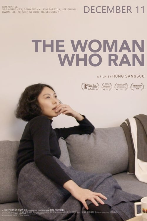 Largescale poster for The Woman Who Ran