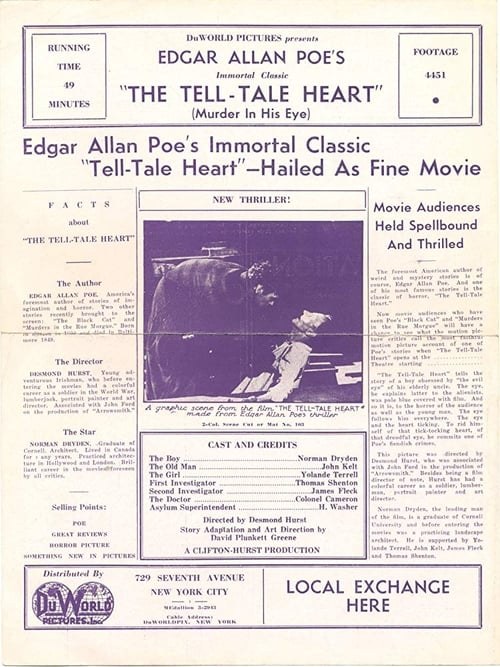 The Tell-Tale Heart (1934)