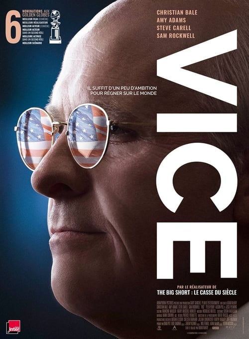 Regardez Vice Film en Streaming VF
