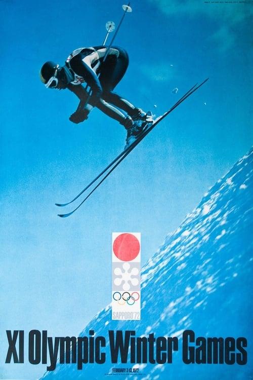 Sapporo Orinpikku poster
