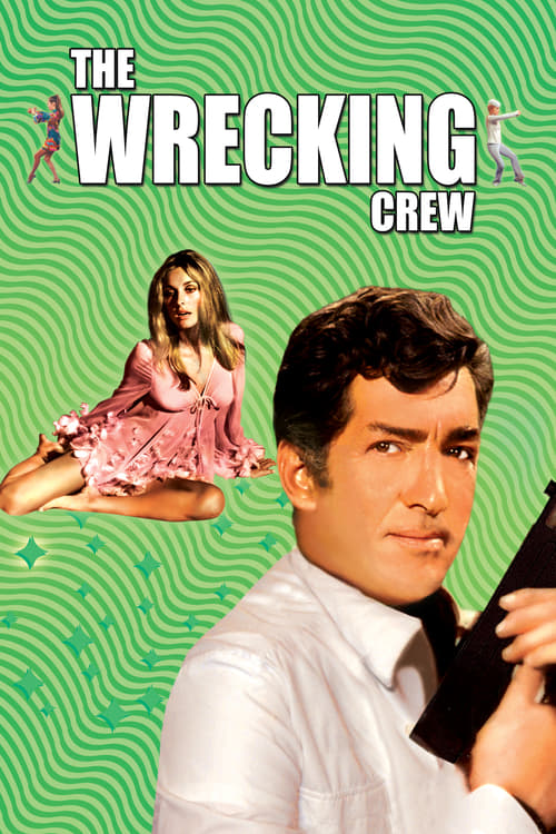 Streaming The Wrecking Crew (1968) Movie Free Online