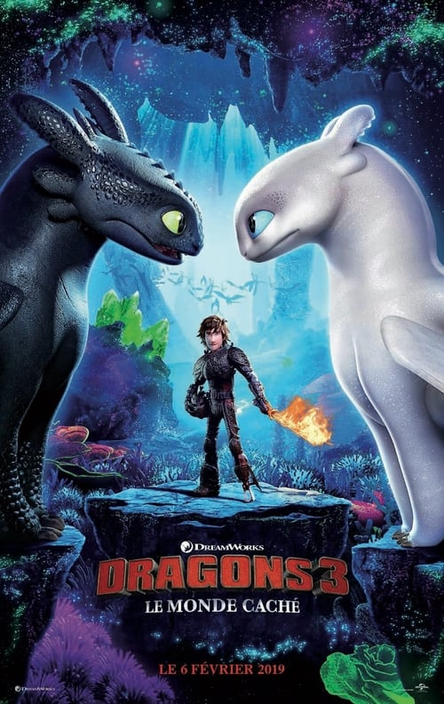 Dragons 3 : Le Monde caché Film en Streaming HD